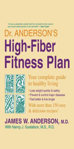 Dr. Anderson's High-Fiber Fitness Plan - James W. Anderson