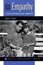 Empathy : Social Psychology - Mark H. Davis
