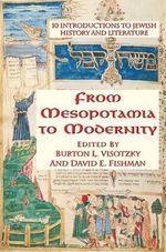 From Mesopotamia to Modernity : Ten Introductions to Jewish History and Literature - Rabbi Burton L. Visotzky