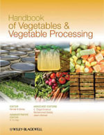 Handbook of Vegetables and Vegetable Processing - Nirmal K. Sinha