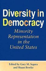 Diversity in Democracy : Minority Representation in the United States
