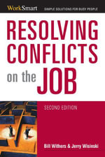 Resolving Conflicts on the Job - Bill Withers