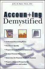 Accounting Demystified - Jeffry R. Haber
