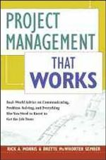 Project Management Strategy : Optimizing Tools, Techniques and Skills for Any Corporate Environment - Rick A Morris
