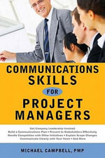 Communications Skills for Project Managers - Michael, PMP CAMPBELL