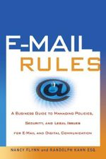 E-Mail Rules - Nancy Flynn