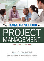 The AMA Handbook of Project Management - Paul C. Dinsmore