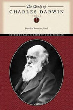 The Works of Charles Darwin : Journal of Researches Pt. 1 - Charles Darwin