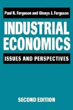 Industrial Economics Pb : Issues and Perspectives - FERGUSON