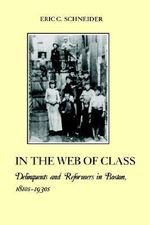 In the Web of Class : Delinquents and Reformers in Boston, 1810's-1930's - Eric C. Schneider