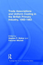 Trade Associations and Uniform Costing in British Printing I : The Art of Behet Mahir - By Walker.