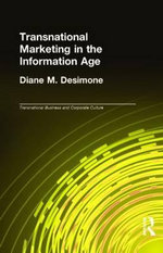 Transnational Marketing in the Information Age : A Study of Congressional Appropriations Earmarks - Diane M. Desimone