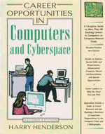 Career Opportunities In Computers and Cyberspace : Second Edition - Harry Henderson