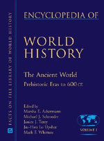 Encyclopedia of World History - Marsha E. Ackermann