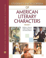 Student's Encyclopedia of American Literary Characters - Matthew J. Bruccoli