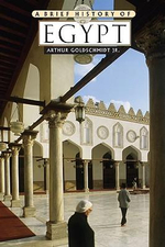 A Brief History of Egypt - Arthur Goldschmidt