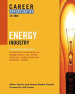 Career Opportunities in the Energy Industry : Career Opportunities (Paperback) - Allan Taylor