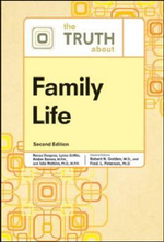The Truth About Family Life - Amber Barnes
