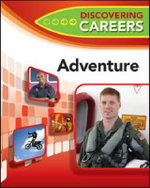 Adventure : New Discovering Careers for Your Future - Inc Facts on File