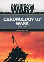 Chronology of Wars : America at War