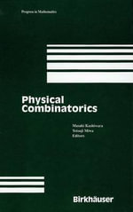 Physical Combinatorics : Techniques and Applications in Psychology