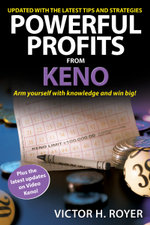 Powerful Profits From Keno - Victor H. Royer