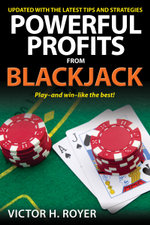 Powerful Profits From Blackjack - Victor H. Royer