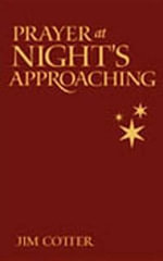 Prayer at Night's Approaching - Jim Cotter