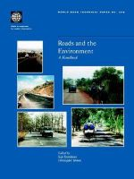 Roads and the Environment : A Handbook - World Bank