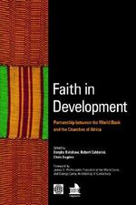 Faith in Development : Partnership Between the World Bank and the Churches of Africa - World Bank