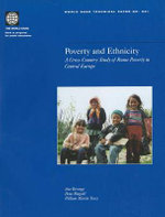 Poverty and Ethnicity : A Cross-Country Study of Roma Poverty in Central Europe - Ana Revenga