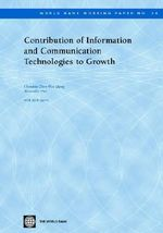 Contribution of Information and Communication Technologies to Growth - Alexander Pitt