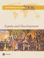 Equity and Development : World Development Report (Paperback) - World Bank