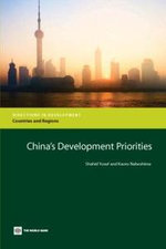 China's Development Priorities - Shahid Yusuf