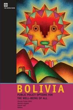 Bolivia : Public Policy Options for the Well-Being of All
