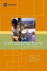 Infrastructure at the Crossroads : Lessons from 20 Years of World Bank Experience - World Bank Group