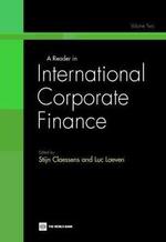 A Reader in International Corporate Finance, Volume 2