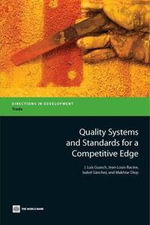Quality Systems and Standards for a Competitive Edge - Jose Luis Guasch