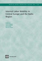 Internal Labor Mobility in Central Europe and the Baltic Reginternal Labor Mobility in Central Europe and the Baltic Region Ion - Pierella Paci