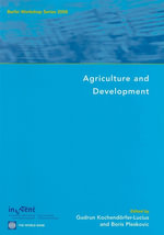 Agriculture and Development : Berlin Workshop