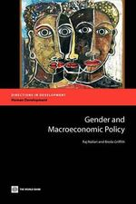 Gender and Macroeconomic Policy : Directions in Development - World Bank Publications