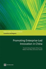 Promoting Enterprise-Led Innovation in China - Chunlin Zhang