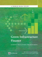 Green Infrastructure Finance - Aldo Baietti