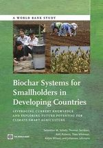 Biochar Systems for Smallholders in Developing Countries : Leveraging Current Knowledge and Exploring Future Potential for Climate-Smart Agriculture - Sebastian M Scholz