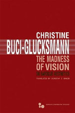 The Madness of Vision : On Baroque Aesthetics - Christine Buci-Glucksmann