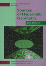 Sources of Hyperbolic Geometry : History of Mathematics