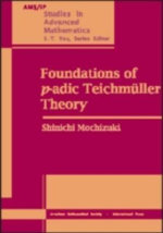 Foundations of P-ADIC Teichmhuller Theory - Shinichi Mochizuki