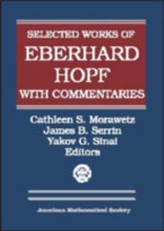 Selected Works of Eberhard Hopf : With Commentary :  An Algebraic Approach