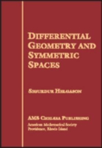 Differential Geometry and Symmetric Spaces - Sigurdur Helgason