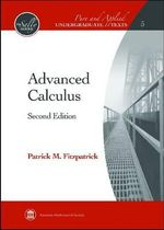 Advanced Calculus - Patrick M. Fitzpatrick